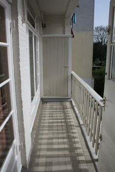 Balkon Cypresstraat 88