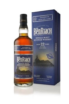 Benriach Moscatel 22 Years
