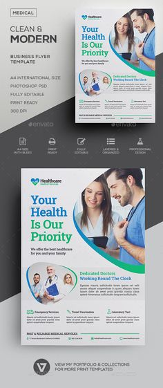 Home Health Care Flyer Templates Pinterest Flyer Template