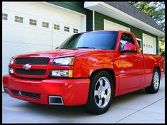 #24, 2003 Chevrolet Silverado SS that I still drive today! 165,000 and counting.