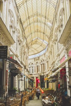 Your complete guide to Bucharest hidden gems! My list of all the best restaurants, coffee shops, and bars in Bucharest Romania - all locals approved. Tea Places, Places To See, Bucharest Romania, Caribbean Cruise, Royal Caribbean, Beach Trip, Beach Travel, Vacation Places, Beautiful Architecture