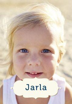 Schöne schwedische Vornamen: Jarla -