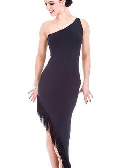DSI Amara Latin Dance Dress | Dancesport Fashion @ DanceShopper.com