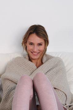 Sleep better with Dagsmejan's sleep enhancing pajamas Most Comfortable Pajamas, Cotton Pjs, Best Pajamas, Fibre And Fabric, Swedish Design, Sleep Shirt, Dusty Pink, Stay Warm, Pyjamas