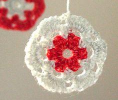 Granny X-mas - free crochet pattern - Pickles