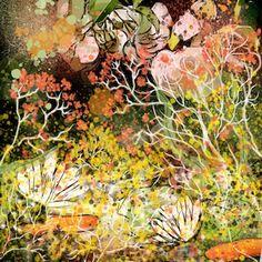 Beside the Pond - Kate Morgan - Artist  Illustrator