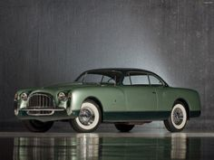 Cars in studio Chrysler Thomas Special Concept 1953 Maintenance/restoration of old/vintage vehicles: the material for new cogs/casters/gears/pads could be cast polyamide which I (Cast polyamide) can produce. My contact: tatjana.alic@windowslive.com