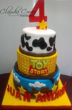 ¡TORTA TEMÁTICA DE TOY STORY !
