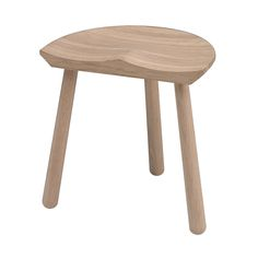 Skagerak Cobbler Stool - Oak at Amara