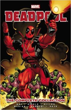 The Paperback of the Deadpool by Daniel Way: The Complete Collection, Volume 1 by Daniel Way, Steve Dillon, Paco Medina, Carlo Barberi Marvel Now, Marvel Comics, Comic Book Characters, Comic Books, Steve Dillon, Norman Osborn, Frank Martin, Thing 1, Books Online