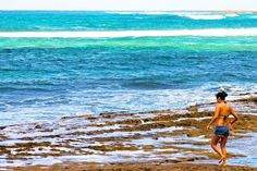 Tide Pools by Turtle Bay SEIS, via Flickr Turtle Bay Resort, North Shore Oahu, Tide Pools, Outdoor Decor