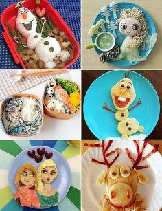 Cute crafty foods