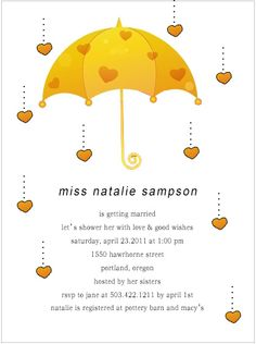 Fairy Tales Umbrella Bride To Be Invite Cards Invitation Cards, Invite, Bridal Shower Invitations, Getting Married, Rsvp, Colorful Backgrounds, Fairy Tales, Baby Shower, Bride