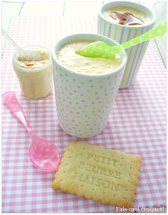 Mousse au caramel {au beurre salé} #recette #mousse #caramel #facile