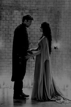 Vanessa Ives and Ethan Chandler   Penny Dreadful