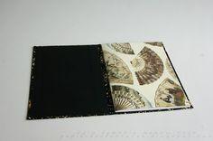 Papieren Avonturen: pamphlet stitch book