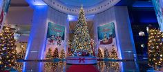 The Museum of Science and Industry's 73rd annual Christmas Around the World and Holidays of Light features more than 50 trees and displays, beautifully decorated by volunteers from Chicago's ethnic communities to reflect their diverse culture and holiday traditions.For more info click HERE!