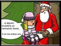 humor grafico chistes Navidad (shared via SlingPic)