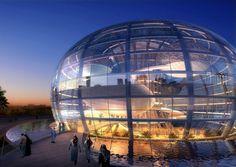 Hydroelectric Sphere, Qatar