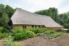 17e eeuwse vakwekboerderij uit Zeijen, in het Openluchtmuseum Arnhem
