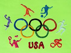 Are you having fun watching the Olympics while using your Wikki Stix? What is your favorite sport to watch?  www.wikkistix.com