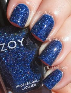 Zoya Dream Holiday 2013 Zenith Collection Swatches
