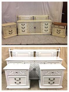 www.facebook.com/vintagekeyantiques Vintage, shabby, refinished ...