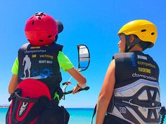 We have taught clients from the age of 11 to 60, so come on, give it a try at #naxoskitesurf #naxosglyfada Europe News, Bicycle Helmet, Playground, Age, Club, Kitesurfing, Children Playground, Cycling Helmet