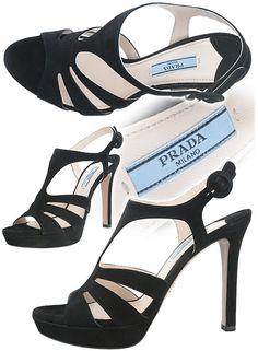 PRADA- Women's Shoe Fashions for Fall/Winter 2012-13