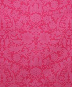 Merton Sunflower Linen Union in Azalea   Nesfield Collection by Liberty Art Fabrics – Interiors   Liberty.co.uk