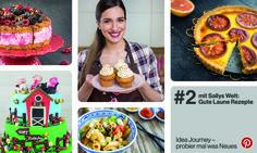 Das Thema unserer Idea Journey im Monat Februar lautet 'Gute Laune Rezepte'! Ob zu Karneval, dem Binge-Watching Abend oder einer Dinner-Party mit Freunden – mit bunten Rezeptideen bringen wir Farbe in den Februar. Gute Laune garantiert! Wir möchten von euch wissen, welche Rezepte euch glücklich machen, und welche neuen Ideen ihr in diesem Monat dazu ausprobieren möchtet oder bereits ausprobiert habt. Mit der Food Expertin Sally von Sallys Welt sammeln wir auf einer gemeinsamen Pinnwand eure…