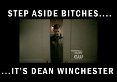 Supernatural, dean Winchester tv show gif awesome cool epic god Castiel Sam