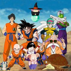 Toalla gigante Dragon ball Z