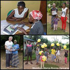 Sinds 2007 vertrok Antoon Verels al 11 keer op missie Tanzania waar hij zich inzet voor het weeshuis Mama Alvera en schoolprojecten.   Er is nu, na 50 jaar duisternis, gratis elektrische verlichting in de voornaamste 'gebouwen' d.m.v. zonnepaneeltjes en LED verlichting. Momenteel wordt er tevens een nieuwe slaapzaal gebouwd.  Van zijn eerste 5 jaren in het weeshuis maakte Antoon een aantal schitterende albums welke hij meenam naar zijn Mama Alvera.