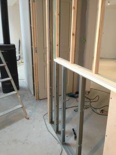 Je vous propose la construction d'une verrière à moindre coût, pour celail suffit de remplacer le métal par du bois. Attention il est...