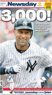New York Yankees - Derek Jeter