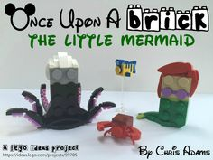 The Little Mermaid: Once Upon A Brick | by Chris 'Lucifer' Adams