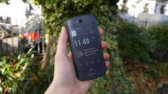 Yotaphone 2 arrives as 'the phone with two fronts' | Boasting a 5-inch AMOLED front display and an always-on 4.7-inch E-Ink rear screen the Yotaphone 2 offers up a very different experience. Buying advice from the leading technology site