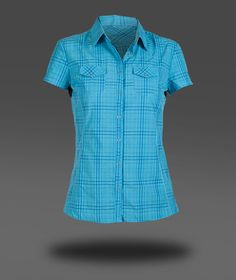 Women's Collins Plaid Jersey | ZOIC Clothing- Mountain Bike Clothing and Accessories for Men, Women and Kids