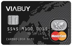 Nice credit card design available from www.viabuy.com