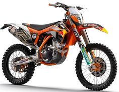 KTM 125 exc.  I'm aiming to own one of these by my 30th.