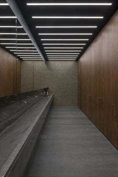 Office interior project by ARCH(E)TYPE #archetype #interior # office #toilet