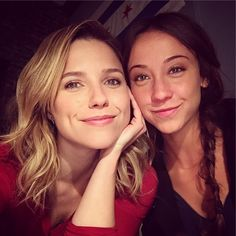 Lindsay & Nadia