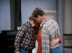 Erin hugs her brothers Jason and John-Boy as they go off to search for and rescue Elizabeth from being taken Tv Show Family, Walton Family, Richard Thomas, John Boy, Childhood Tv Shows, It Takes Two, Laura Ingalls, Old Tv Shows, Movie Collection
