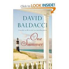 This is way different than the normal Baldacci book, but a beautifully written and touching story