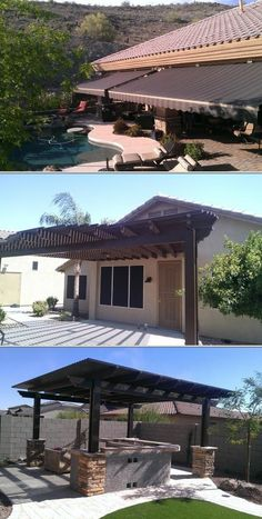 Carrara Shade Solutions, LLC has a team of reliable professionals who do gutter replacement, cleaning and installation. They also offer patio services.