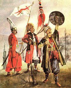 5 фактов о «львах ислама» янычарах | Русская семерка