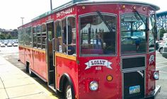 Cleveland - Lolly the Trolley