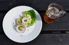 https://flic.kr/p/a8aASK | Kartoffelmad og øl
