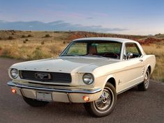 1965 Mustang I had a cream colored with burgundy interior 1967 Pony Edition......my first car! Loved......